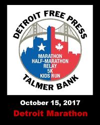 detroit marathon